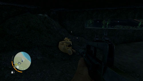 Внутри находится труп и буква - Северный остров - Юго-восточная часть - Письма потерянных - Far Cry 3 - Руководство по игре и прохождение игры