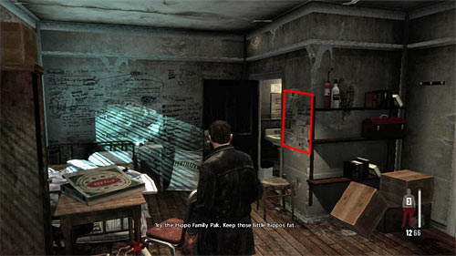 SECRET 7 [Clue 3/3 - Newspaper Clippings]: On the wall in the Brewers (suicide) flat - Clues and Golden Guns - Chapter IV - Collectibles - Max Payne 3 - Game Guide and Walkthrough