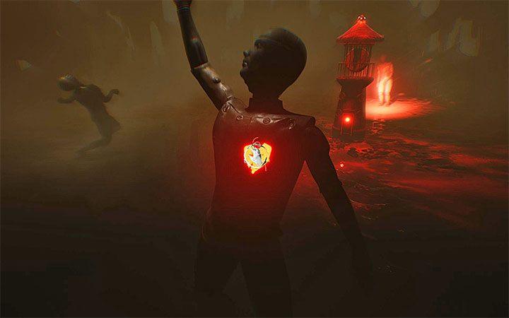 Вокруг маяка появится несколько манекенов - Четвертая загадка с проектором   Решение загадки в Layers of Fear 2 - Layers of Fear 2 - Руководство по игре