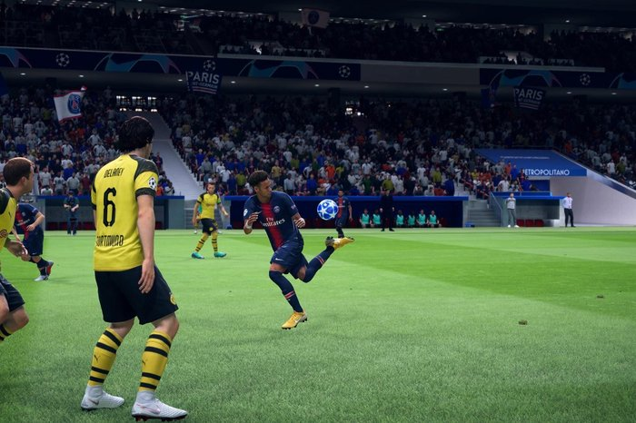 Neymar Jr has his own Rainbow Flick