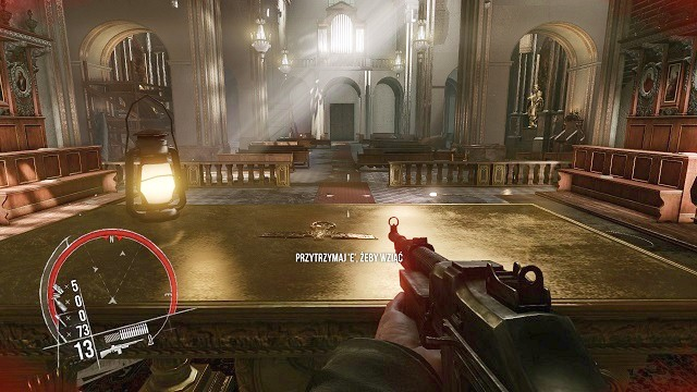 The location of collectible 1. - Mission 2 - Collectibles - Enemy Front - Game Guide and Walkthrough