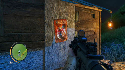 This kind of quests are unlocked only after you have taken over the outpost - Path of the Hunter - Hunting - Far Cry 3 - Game Guide and Walkthrough