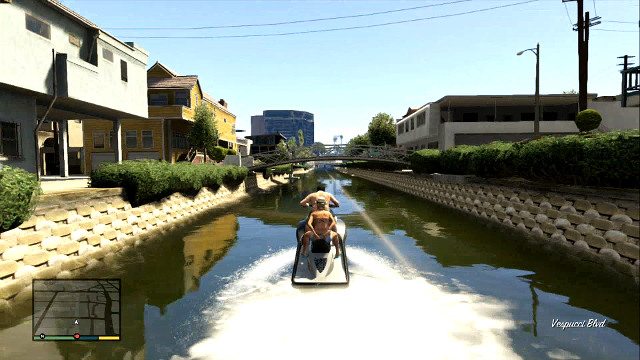 Sailing also shouldnt be problematic - Using boats - Basics - Grand Theft Auto V Game Guide