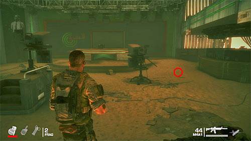 Sandstorm Cover-up - Intel Items - p. 1 - Trivia - Spec Ops: The Line - Game Guide and Walkthrough