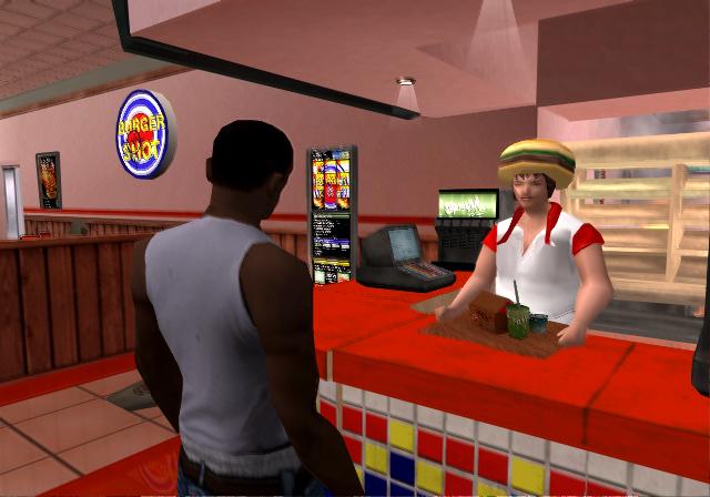 Картинки по запросу GTA: San Andreas пиццерия