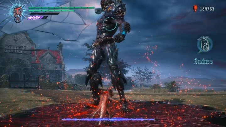 This is another fight with Urizen - Urizen (Mission 17) Boss Fight Guide for DMC5 - Bosses - Devil May Cry 5 Guide