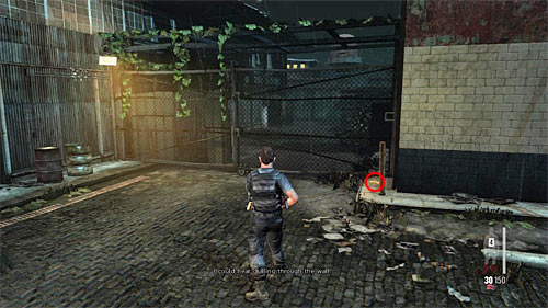 SECRET 5 [Golden Gun - Micro 9mm SMG 2/3]: You find it after exiting the warehouse in which Fabiana was kept - Clues and Golden Guns - Chapter V - Collectibles - Max Payne 3 - Game Guide and Walkthrough