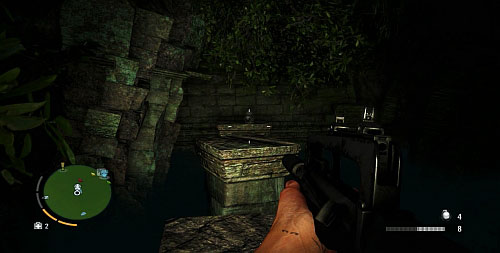 Get out of water - The Northern Island - Northern part - Cult Objects - Far Cry 3 - Game Guide and Walkthrough