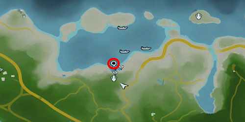 Go to the area marked in the above screenshot - The Northern Island - Northern part - Cult Objects - Far Cry 3 - Game Guide and Walkthrough