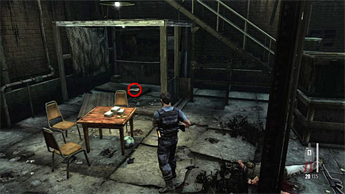 SECRET 8 [Clue 5/6 - Boathouse Newspaper]: Inside the smaller storehouse, nearby the poker table on the ground floor - Clues and Golden Guns - Chapter V - Collectibles - Max Payne 3 - Game Guide and Walkthrough