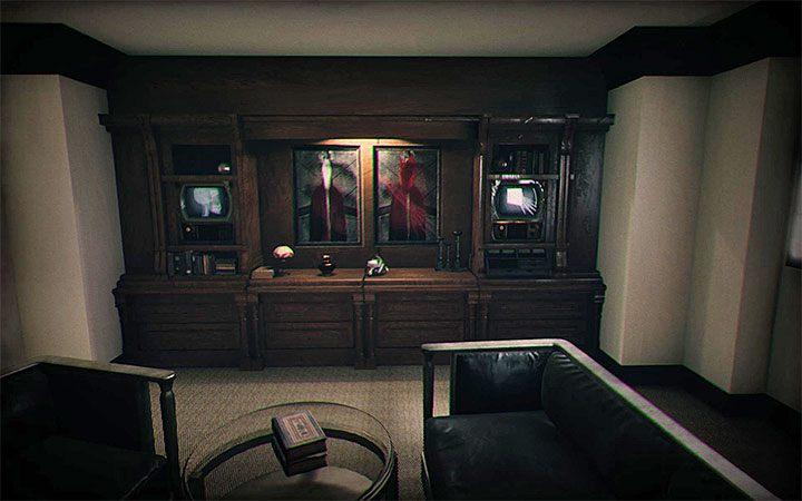 Вот подтверждение правильности настроек на обоих телевизорах - Загадка с двумя телевизорами и рентгеновскими лучами Загадки в Layers of Fear 2 - Layers of Fear 2 - Руководство по игре и прохождение игры