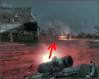 Right after starting the mission head towards the boat, BUT do not come too close - Crash Site | Intel - Intel location - Call of Duty: Black Ops Game Guide & Walkthrough