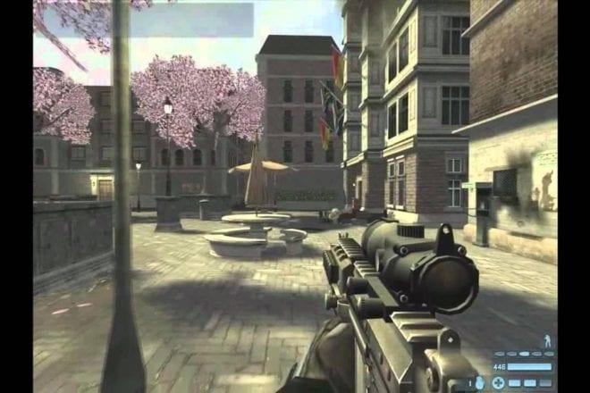 Rainbow Six: Lockdown (2005)