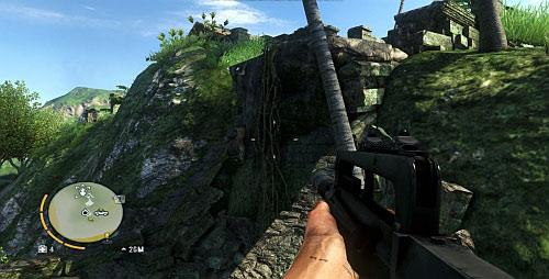Следуйте по северному пути, чтобы достичь вершины возвышенности - Северный остров - Северо-западная часть - Объекты культа - Far Cry 3 - Руководство по игре и прохождение игры