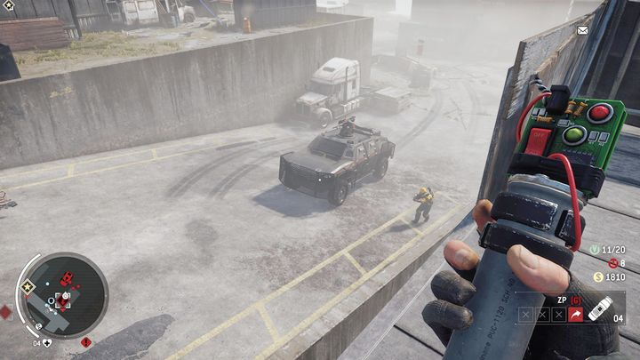 Once you reach the place, you will have to eliminate soldiers in technical outfits and an armored car on the street before the building - Elmtree - Red zone | Key Points - Key Points - Homefront: The Revolution Game Guide & Walkthrough