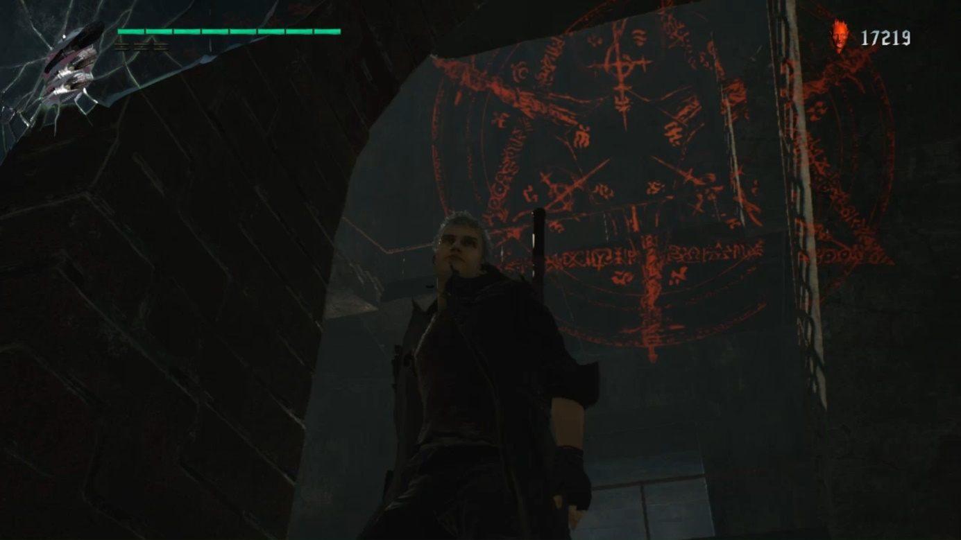 2 - Secret mission 02 walkthrough for Devil May Cry 5 - Secret missions - Devil May Cry 5 Guide