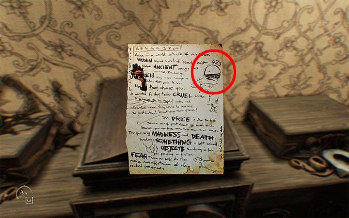 Взаимодействуйте с запиской, чтобы ближе познакомиться с ней - правда ошеломит вас Трофей в Layers of Fear 2 - Layers of Fear 2 - Руководство по игре и прохождение игры