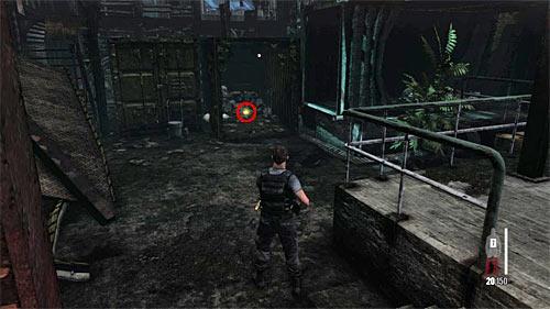 SECRET 10 [Golden Gun - LMG - Clues and Golden Guns - Chapter V - Collectibles - Max Payne 3 - Game Guide and Walkthrough