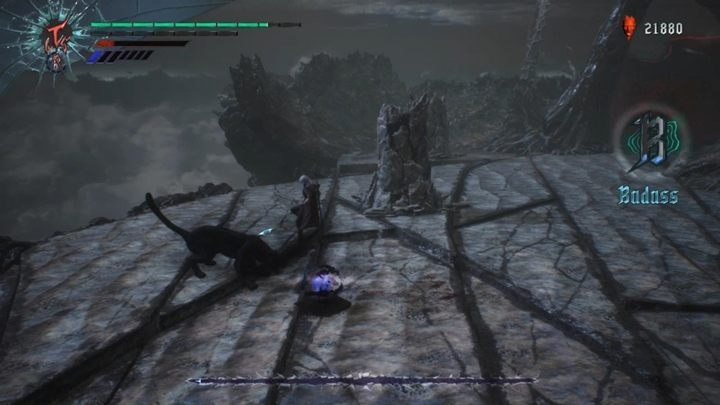 Remember, enemies will come back after a certain period of time - Shadow, Griffon and Nightmare Boss Fight Guide for DMC5 - Bosses - Devil May Cry 5 Guide