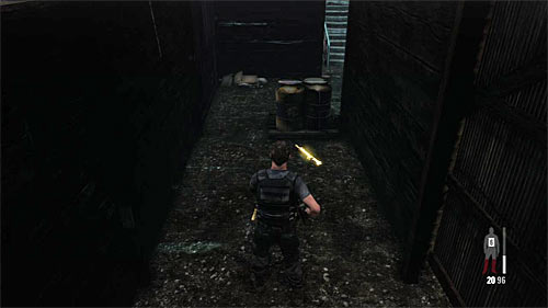 SECRET 11 [Golden Gun - LMG - Clues and Golden Guns - Chapter V - Collectibles - Max Payne 3 - Game Guide and Walkthrough