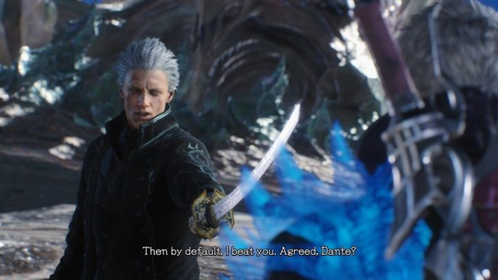 The last two missions are fights with Vergil - Vergil Boss Fight Guide for DMC5 - Bosses - Devil May Cry 5 Guide