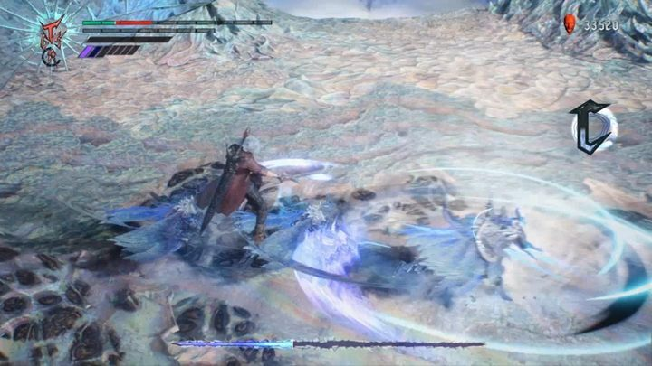 When his health drops to about half, Vergil will start using his Devil Trigger - Vergil Boss Fight Guide for DMC5 - Bosses - Devil May Cry 5 Guide
