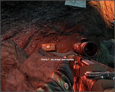 The secret is situated on the ground, near the way down of the wing (before you go inside the plane) - Crash Site | Intel - Intel location - Call of Duty: Black Ops Game Guide & Walkthrough