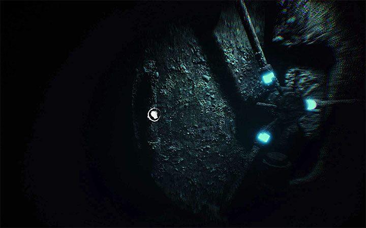 Закончив загадку, откройте сокровищницу (ручка слева) и войдите внутрь - Загадка с дверью сокровищницы   Решение загадки в Layers of Fear 2 - Layers of Fear 2 - Руководство по игре