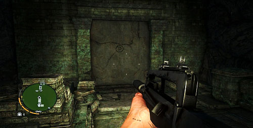 Enter the mine and smash the wall, shown in the above screenshot, that blocks off further passage - The Northern Island - Northern part - Cult Objects - Far Cry 3 - Game Guide and Walkthrough