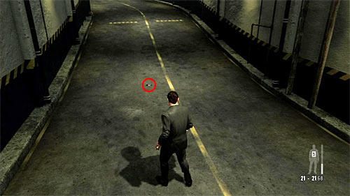 SECRET 5 [Clue 2/2 - Dropped Photo]: On the way leading to the upper part of the underground parking - Clues and Golden Guns - Chapter I - Collectibles - Max Payne 3 - Game Guide and Walkthrough
