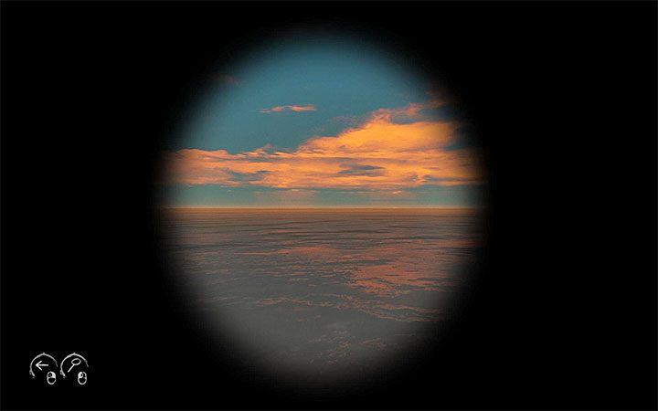 Подойдите к телескопу и поместите камеру в положение, которое было нарисовано на записке - правда сокрушит вас Трофей в Layers of Fear 2 - Layers of Fear 2 - Руководство по игре и прохождение игры