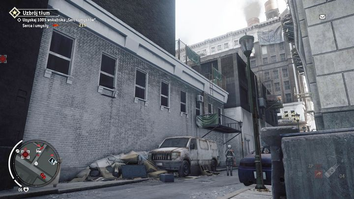 The way to the Warehouse #4 lies between two key points - a transmitter in the Forbidden Zone and a Hotel Marian - Forbidden Zone | Journals and jobs - Journals and jobs - Homefront: The Revolution Game Guide & Walkthrough