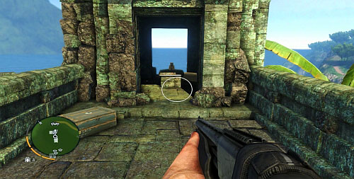 As you climb higher, and higher, you will, eventually, reach a small temple with the statuette inside it - The Northern Island - Northern part - Cult Objects - Far Cry 3 - Game Guide and Walkthrough