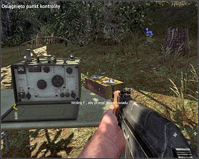 The secret is situated on the table with the radio - Payback | Intel - Intel location - Call of Duty: Black Ops Game Guide & Walkthrough