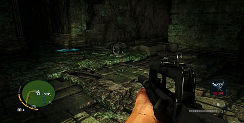 Once you reach the other end of the tunnel and resurface, you will notice another underwater tunnel to swim through - The Northern Island - North-eastern part - Cult Objects - Far Cry 3 - Game Guide and Walkthrough