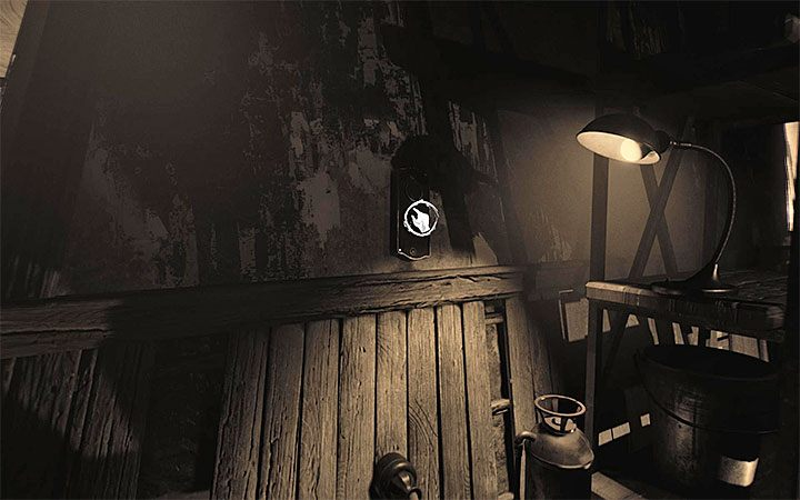Нажмите кнопку на стене, чтобы запустить ракету - головоломка с ракетой Решение загадки в Layers of Fear 2 - Layers of Fear 2 - Руководство по игре
