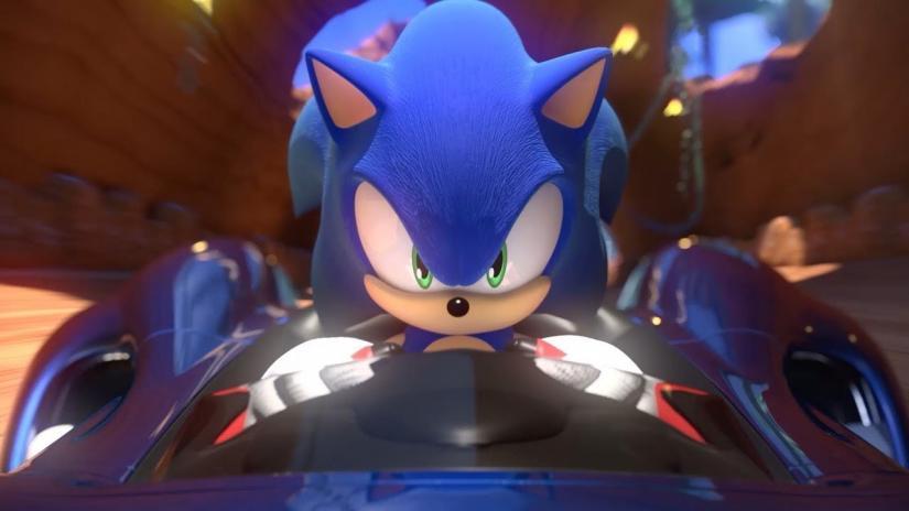Картинки по запросу Sonic Team Racing
