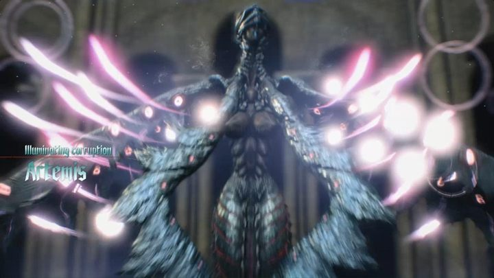 Where to find it: Mission 03 - Flying Hunter - Artemish Boss Fight Guide for DMC5 - Bosses - Devil May Cry 5 Guide