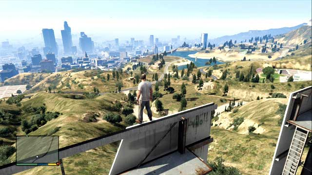 Los Santos at its best - Los Santos - The most interesting places - Grand Theft Auto V Game Guide