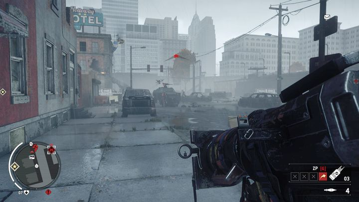Once you reach the place, you will encounter heavy resistance from the Koreans - Holloway - Red zone | Key Points - Key Points - Homefront: The Revolution Game Guide & Walkthrough