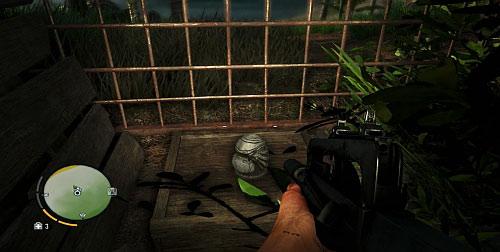 В конце туннеля на ящике стоит статуэтка - Северный остров - Северо-восточная часть - Объекты культа - Far Cry 3 - Руководство по игре и прохождение игры