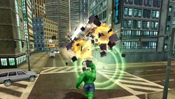 The Incredible Hulk: Ultimate Destruction (2005)