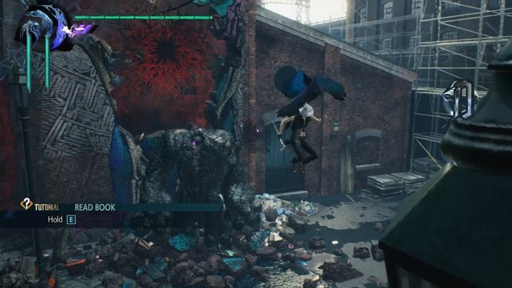 The next secret mission is more difficult to find - Secret mission 03 walkthrough for Devil May Cry 5 - Secret missions - Devil May Cry 5 Guide