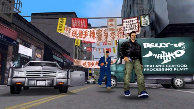 Картинки по запросу GTA III банды арты