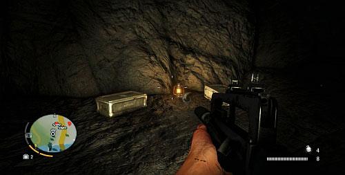 Статуэтка в конце туннеля - Северный остров - Северо-восточная часть - Объекты культа - Far Cry 3 - Руководство по игре и прохождение игры