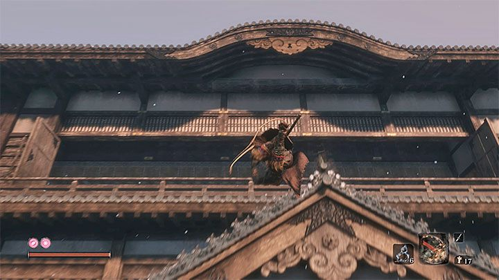 Lokalizacja: Ashina Castle [Castle Tower Lookout] - Genichiro Ashina   Sekiro Shadows Die Twice Boss Fight - Bosses - Sekiro Guide and Walkthrough