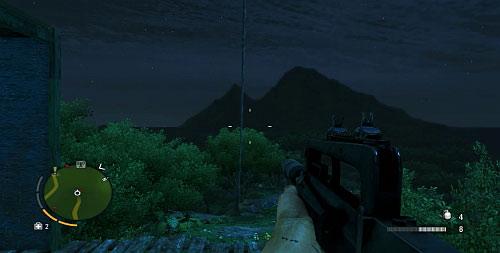 Доберитесь до области, отмеченной красным кружком на скриншоте выше, чтобы найти линию почтового индекса, которую вам нужно использовать - Северный остров - Северо-восточная часть - Объекты культа - Far Cry 3 - Руководство по игре и прохождение игры