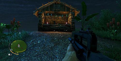 Вам нужно оторваться от линии молнии в нужный момент, чтобы вы приземлились на бугорок под, где находится статуэтка (более или менее на полпути вниз по линии зипа) - Северный остров - Северо-восточная часть - Объекты культа - Far Cry 3 - Руководство по игре и прохождение игры