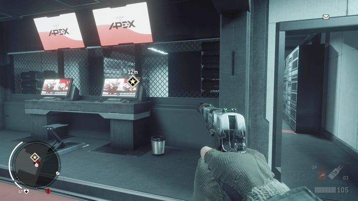 Room nr - Ashgate - Yellow zone | Key Points - Key Points - Homefront: The Revolution Game Guide & Walkthrough