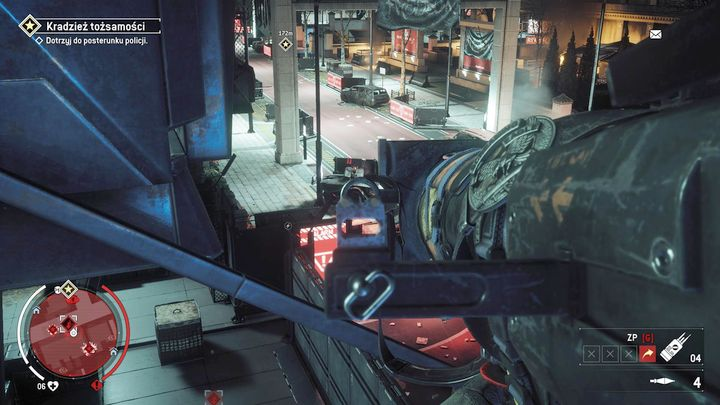 Once you arrive, you need to watch out for a goliath patrolling the vicinity - Ashgate - Yellow zone | Key Points - Key Points - Homefront: The Revolution Game Guide & Walkthrough